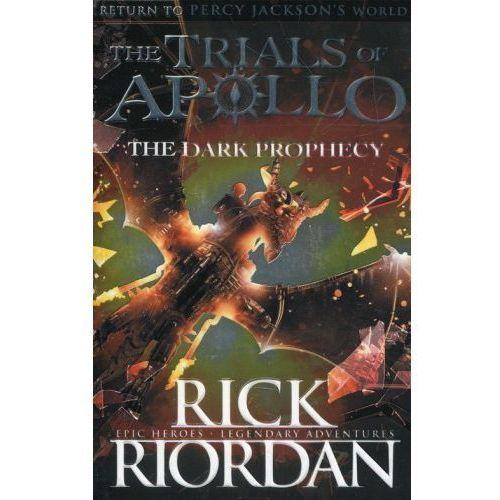 Dark Prophecy (The Trials of Apollo Book 2) (2018)