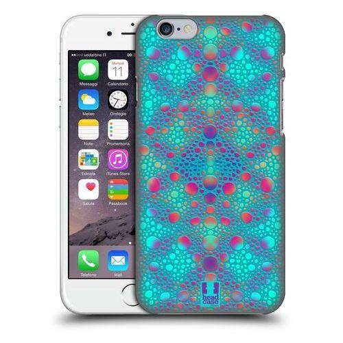 Etui plastikowe na telefon - Chameleon Skin Patterns BLUE, kolor niebieski
