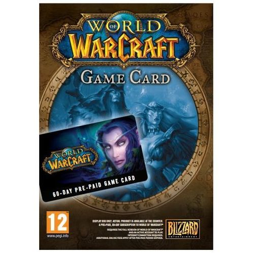 Gra PC CDP.PL World of Warcraft Pre Paid + DARMOWY TRANSPORT! (5907610740157)