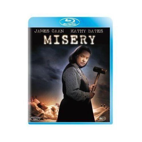 Misery (Blu-Ray) - Rob Reiner. DARMOWA DOSTAWA DO KIOSKU RUCHU OD 24,99ZŁ (5903570065231)