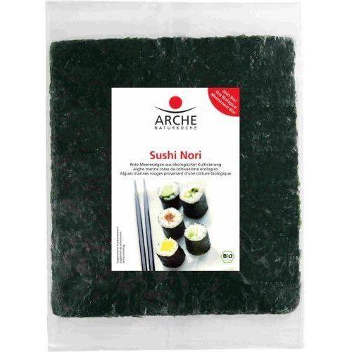Algi morskie nori prażone do sushi bio 30 g - arche marki Arche (produkty do sushi)