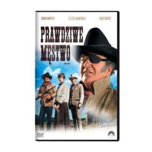 Prawdziwe męstwo (DVD) - Henry Hathaway DARMOWA DOSTAWA KIOSK RUCHU