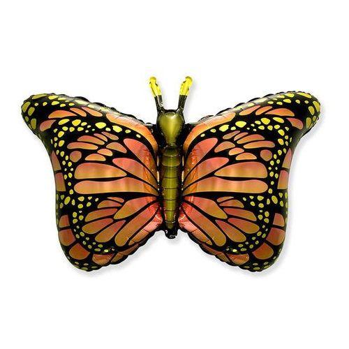 Balon foliowy Motylek pomarańczowy - 1 szt. (5902973120011)