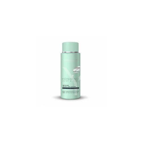 Yonelle Yoshino Pure&Care, Betaine Micellar Lotion, betainowy płyn micelarny, 400ml