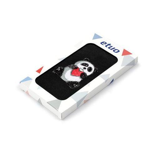 Samsung Galaxy S5 Mini - etui na telefon Flip Fantastic - panda
