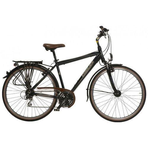 "Rower Cossack Volto28"" 43201-1540 19,5"" męski czarny 24-bieg Acera (2010000478004)"