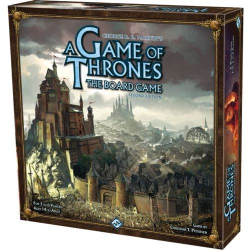 Galakta A game of thrones: the board game - fantasy flight games