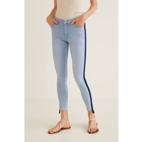 - jeansy skinny marki Mango