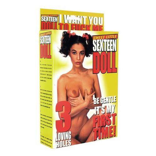 Dmuchana lalka seksowna nastolatka 3 otworki, 3000000923. Najniższe ceny, najlepsze promocje w sklepach, opinie.