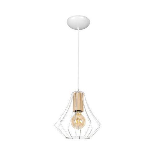 Lampa wisząca will white 1xe27 mlp4179 - - sprawdź kupon rabatowy w koszyku marki Milagro