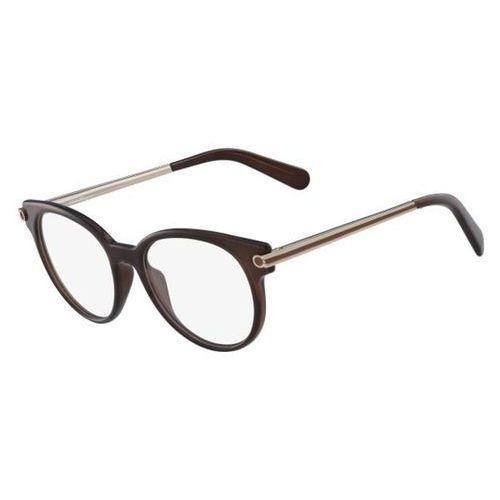 Salvatore ferragamo Okulary korekcyjne sf 2774 210