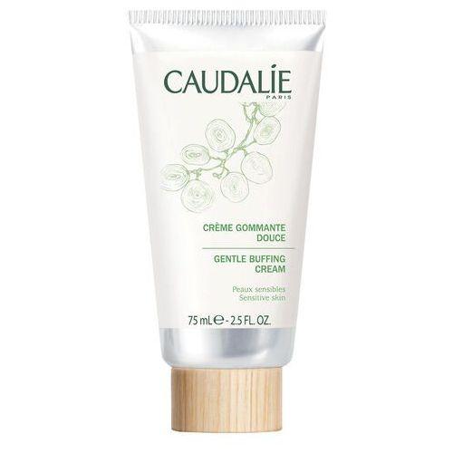 masks&scrubs delikatny krem złuszczający dla cery wrażliwej (gentle buffing cream) 75 ml marki Caudalie