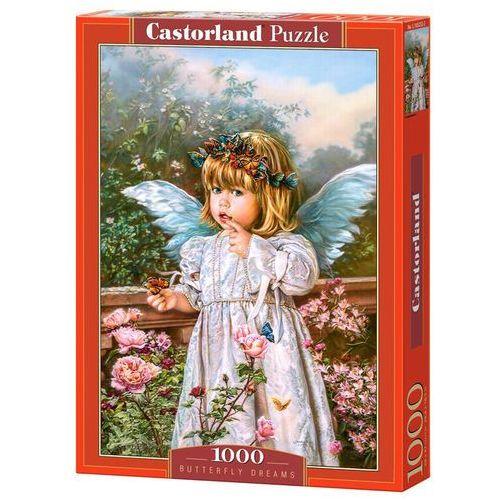 Castor Puzzle 1000 butterfly dreams (5904438103232)