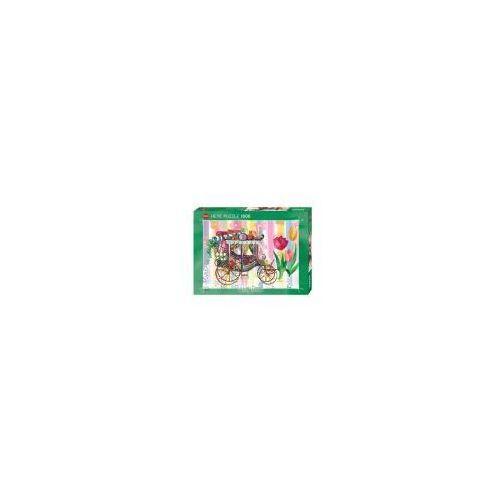 Heye 1000 elementów piękna kareta (gxp-580777) (4001689297800)