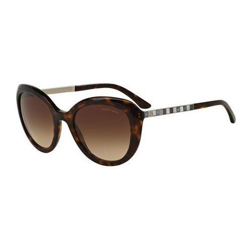 Okulary słoneczne ar8065hf asian fit 502613 marki Giorgio armani