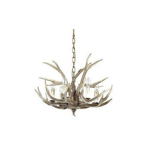Lampa wisząca chalet sp6, 115498 marki Ideal-lux