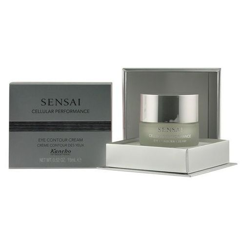 Sensai cellular performance eye contour cream – oko crème 15 ml (0707002227212)