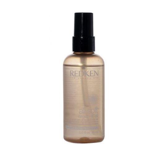 Redken all soft argan-6 oil olejek do włosów 90 ml dla kobiet