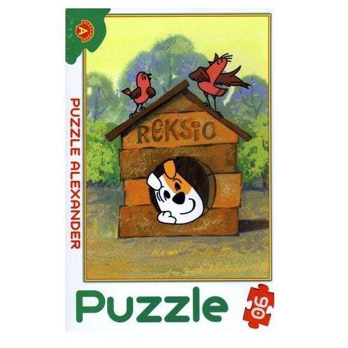 Alexander puzzle 90 el. reksio pobudka