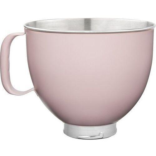 Kitchenaid Dzieża inox 4,8 l różowy mat do mikserów
