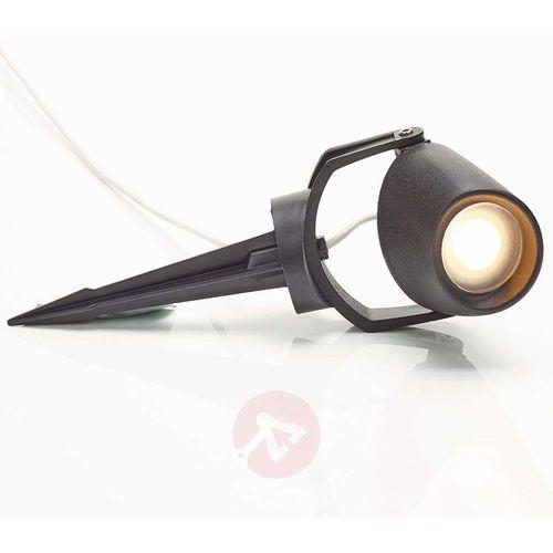 Fumagalli Minitommy – reflektor z grotem ziemnym led, czarny (8031874007330)