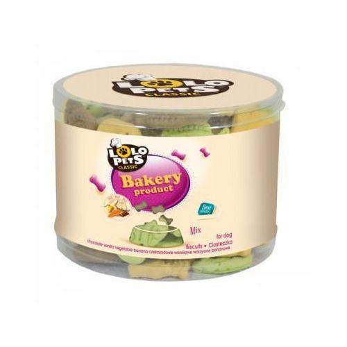 ciastka dla psa zwierzątka mix 500 g - darmowa dostawa od 95 zł! marki Lolo pets