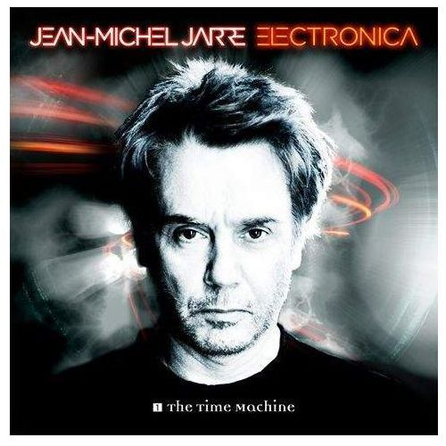 Sony music Electronica 1: the time machine - jean michel jarre (płyta cd) (0888751234727)