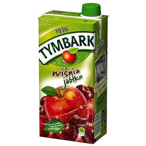 Sok Tymbark jabłko / wiśnia 1L