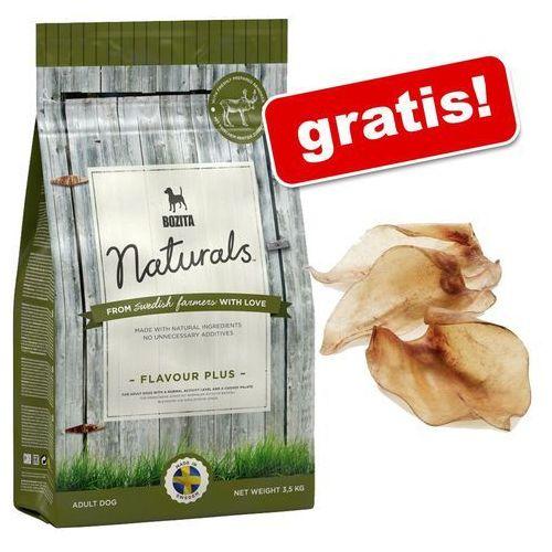 Dwupak Bozita Naturals - Flavour Plus, 2 x 12 kg