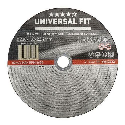 Universal Tarcza do cięcia multifunkcyjna 230 x 1 6 mm (3663602812005)