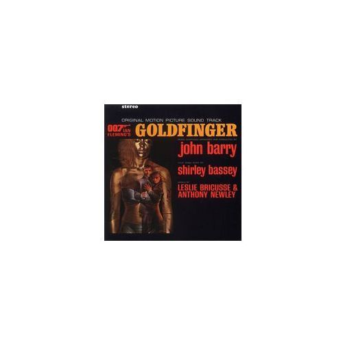 Virgin Goldfinger - 007 / remastered (5099992841710)