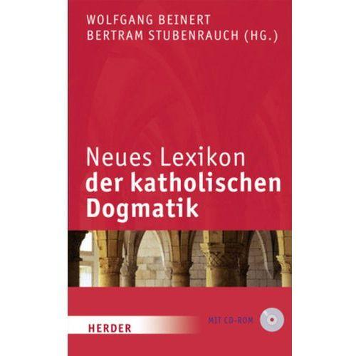 Neues Lexikon der katholischen Dogmatik, m. CD-ROM Beinert, Wolfgang