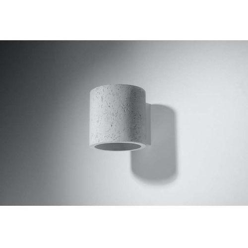 - kinkiet orbis beton marki Sollux