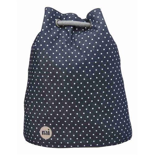 torba podróżna MI-PAC - Swing Bag Denim Spot Indigo/white (005) rozmiar: OS