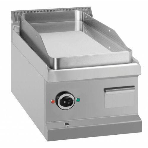 Outlet - płyta grillowa elektryczna 350x500 stołowa   gładka   400v   4kw marki Mbm