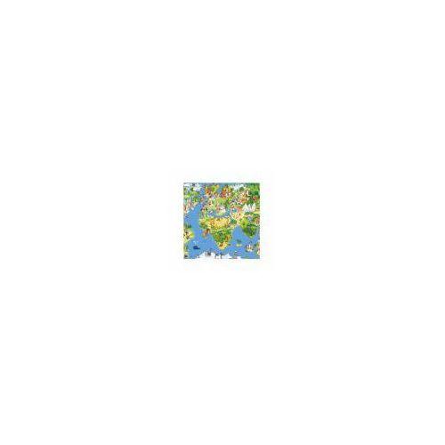 Galeria plakatu Mapa świata dla dziecka - reprodukcja (5901891534740)