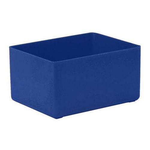 Wkładana skrzynka do szuflady,dł. x szer. x wys. 106 x 80 x 54 mm, opak. 16 szt.
