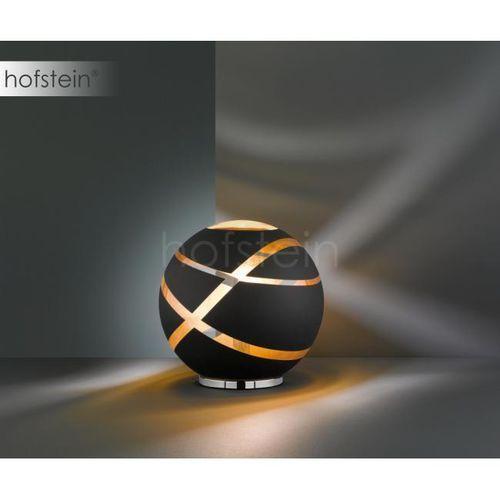 Trio faro lampa stołowa czarny, 1-punktowy - nowoczesny - obszar wewnętrzny - faro - czas dostawy: od 6-10 dni roboczych (4017807355833)