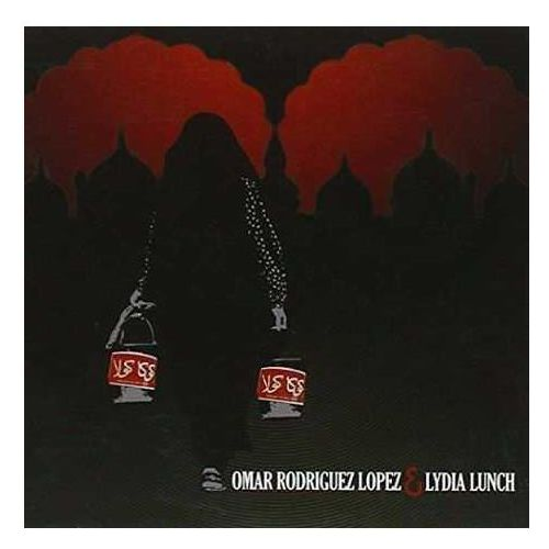 Rodriguez-lopez, omar / lunch, lydia - rodriguez-lopez, omar / lunch, lydia (płyta cd) marki Rockers publishing