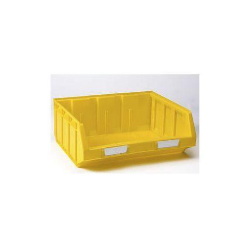 Vipa Otwarty pojemnik magazynowy z polietylenu,dł. x szer. x wys. 345 x 410 x 164 mm