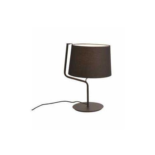 MAXlight Chicago T0029 Lampa stołowa lampka 1x100W E27 czarna