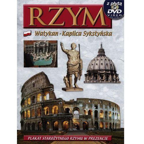 Rzym. Watykan – Kaplica Sykstyńska + DVD (opr. broszurowa)