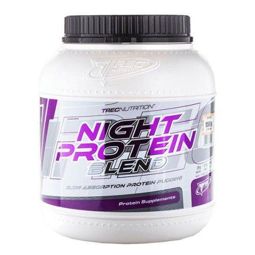 Trec  night protein blend 1500g na noc