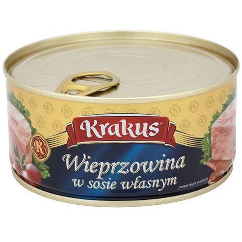 Konserwa wieprzowina w sosie własnym 300 g , marki Krakus