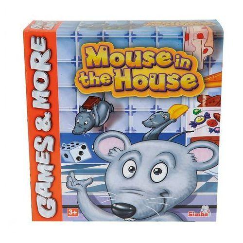 Games&More Gra Myszka w domu, 5_616589