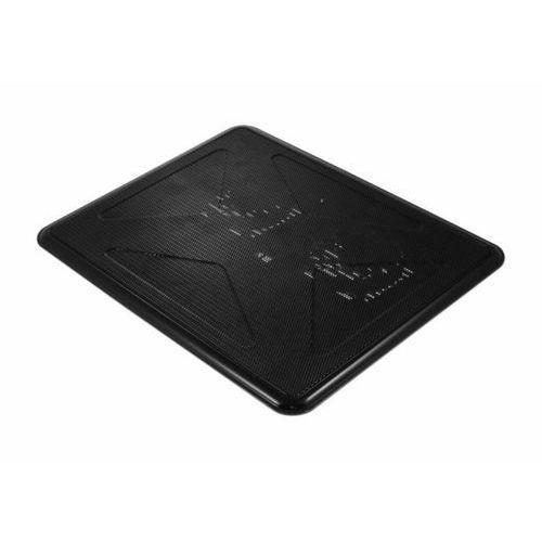 Aab cooling  nc55 czarna podstawka pod laptopa