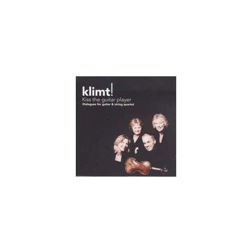 Kiss The Guitar Player: Dialogues For Guitar & String Quartet