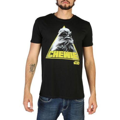 T-shirt koszulka męska STAR WARS - RDMTS015-07, kolor czarny
