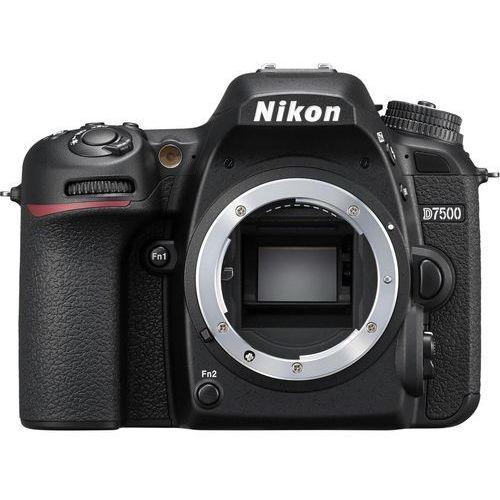 Nikon D7500. Najniższe ceny, najlepsze promocje w sklepach, opinie.
