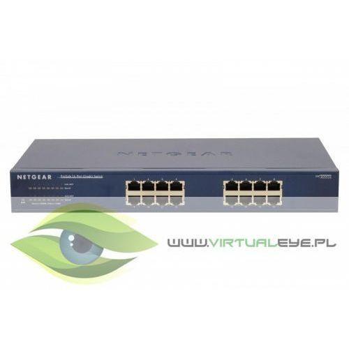 Netgear Switch unmanaged rack 16xge - jgs516